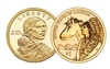 2012 P & D Sacagawea Dollar Set