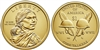2016 - P Sacagawea Dollar - 25 Coin Roll