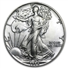 1988 U.S. Silver Eagle - Gem Brilliant Uncirculated