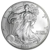 2000 U.S. Silver Eagle - Gem Brilliant Uncirculated with Certificate of Authenticity