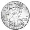 2011 U.S. Silver Eagle - Gem Brilliant Uncirculated