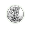 2016 U.S. Silver Eagle - Gem Brilliant Uncirculated in Plastic Air-Tite Holder