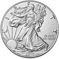 2018 U.S. Silver Eagle - Gem Brilliant Uncirculated