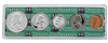 1957 - 61st Anniversary Year Coin Set in Happy Anniversary Holder