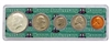 1968 - 49th Anniversary Year Coin Set in Happy Anniversary Holder