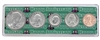 1971 - 47th Anniversary Year Coin Set in Happy Anniversary Holder