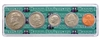 1998 - 20th Anniversary Year Coin Set in Happy Anniversary Holder
