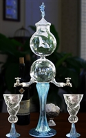 Aquitaine Fee 2 Spout Absinthe Fountain Set
