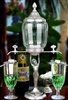 Lady Petite Absinthe Fountain Set With Glasses & Spoons