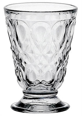 Lyonnais Absinthe Glass (Molded)