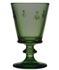 Absinthe Glass Green Bistro (Molded)