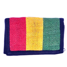 Rasta Hemp Wallet