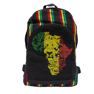 Rasta Africa Backpack