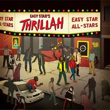 Easy All-Stars - Thrillah CD