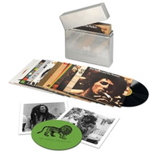 Limited Edition Bob Marley & The Wailers - Complete Island Collection LP Box Set