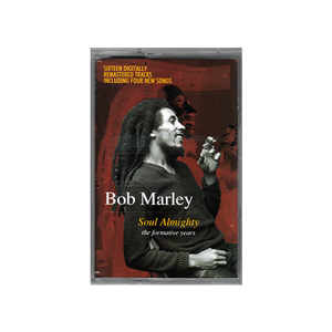 Bob Marley - Soul Almighty Cassette Tape