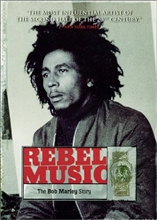 Rebel Music The Bob Marley Story DVD