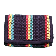 Rasta Stripe Wallet