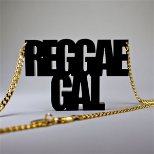 RGAT Reggae Gal Necklace