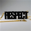 RGAT x Reggae King Respect Necklace