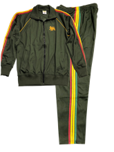 Rasta Lion Track Suit