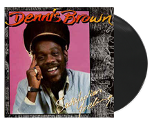 Satisfaction Feeling - Dennis Brown LP