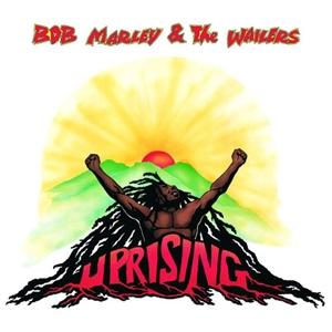 Bob Marley & The Wailers - Uprising CD