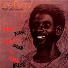 Lee Perry - Roast Fish and Corn Bread LP