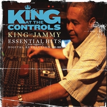 King Jammy - King At The Control CD