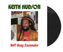 Tuff Gong - Encounter - Keith Hudson LP
