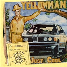 Yellowman Featuring Fathead - Just Cool CD