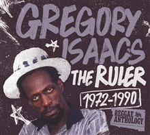 "Reggae Anthology - Gregory Isaacs ""The Ruler"" 2 CD Set and DVD"
