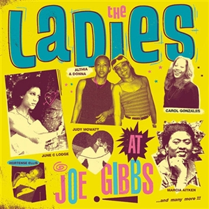 The Ladies At Joe Gibbs CD