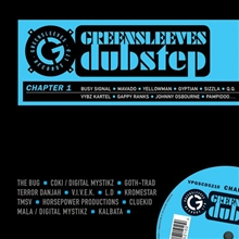 Greensleeves Dubstep Chapter 1 CD