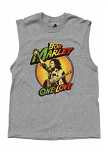 1 Love Retro Muscle Tank