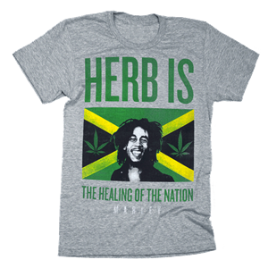 Bob Marley Herb Is Tee