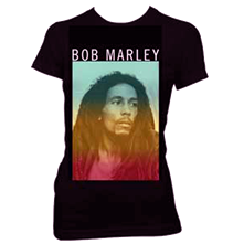Rasta Stare Ladies Tee