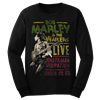 Bob Marley Rastaman Live in London Rasta Long Sleeve