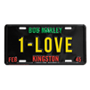 1 Love License Plate