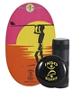 Indo Board Original Training Pack (Robert August - Endless Summer) w/ Roller & Cushion