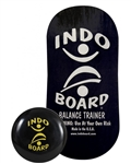 Indo Board ROCKER GF BLACK WITH CUSHION - Standing Desk Balance Accessory