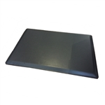 Rocelco MAFM Commercial Grade Medium Anti-Fatigue Mat (Black)