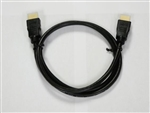 1M High Speed HDMI Cable w/Ethernet (1.4)