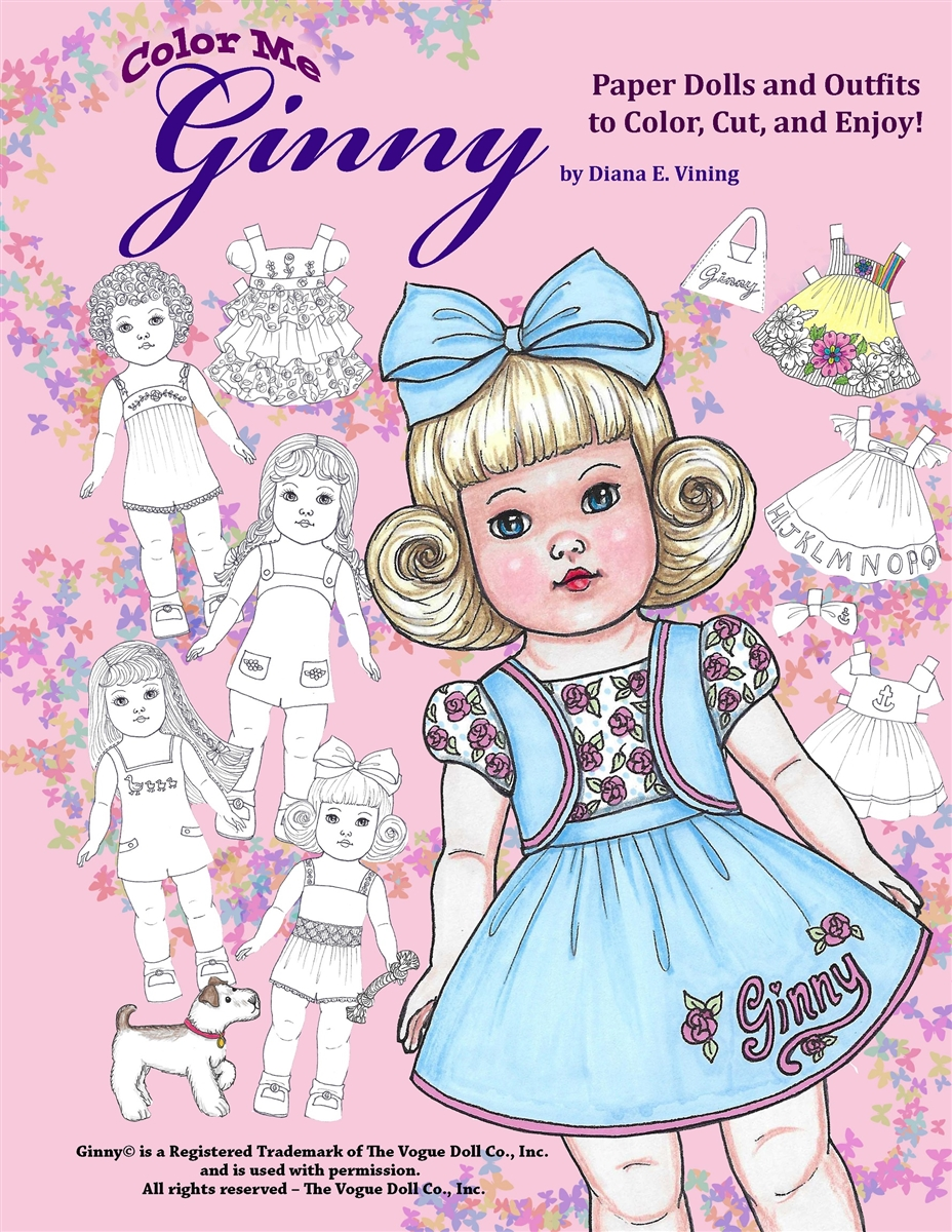 Color Me Ginny\