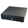 4 Bill/4 Coin Cash Drawer - Black