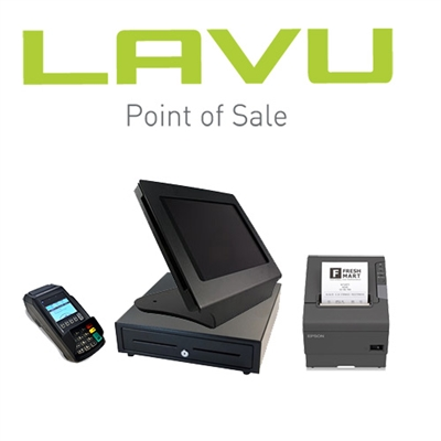 Lavu Bundle -EMV -No Kitchen