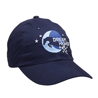 Dream Higher Cap, Embroidered