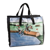 Cross-Country Stick Horse Totes