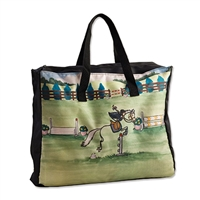 Pony Jumper Stick Horse Totes
