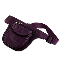 Fanny Pack, Faux Leather, Galloping Horse